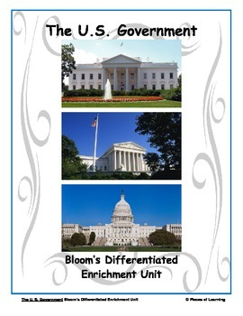 United States Government - Differentiated Blooms Enrichment Unit