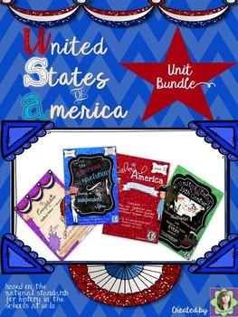 United States History Unit Bundle