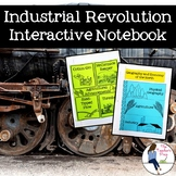 United States Industrial Revolution Interactive Notebook