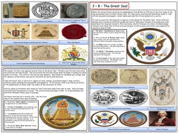 The Great Seal of the United States - Unit