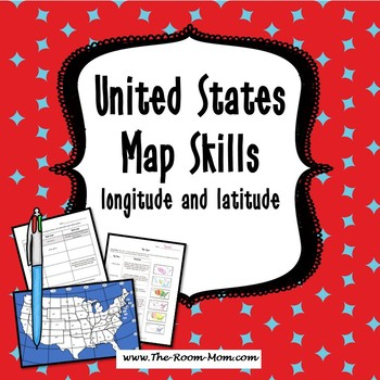 United States Map Skills