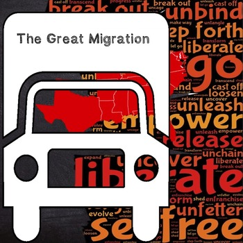 United States Middle School: The Great Migration (Virtual