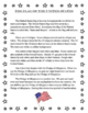 United States Symbols Packet