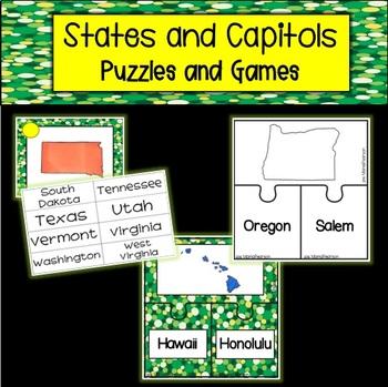 United States:  United States Puzzles