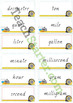Units of Measurement Word Wall Vocabulary