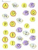 Lettres Espace (Letter Recognition & Identification activities)
