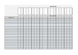 Universal Grading Spreadsheet