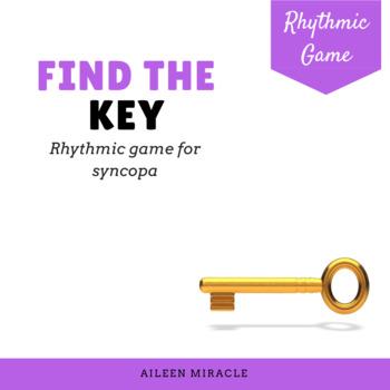 Unlock the Door {Syncopa}