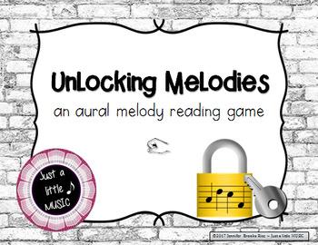 Unlocking Melodies -  Aural melody practice {do}