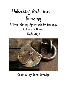 Unlocking Richness in Reading: A Small Group Approach to ""