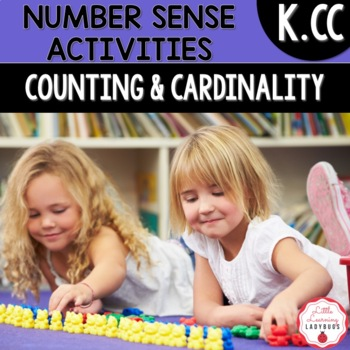 Unpacking Common Core Standards {K.CC Counting & Cardinali