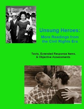 Unsung Heroes: More Non-Fiction Readings from the Civil Ri