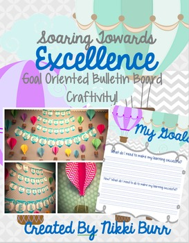 Up, Up and Away with This Year's Goals! Backward Design Bu