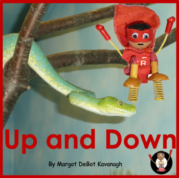 Up and Down: An Emergent Guided Reading Level 2 Billy Begi