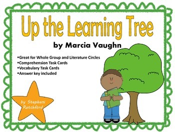 Up the Learning Tree by Marcia Vaughn Comprehension and Vo