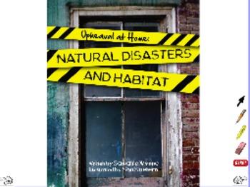 Upheaval At Home: Natural Disasters and Habitat - ActivIns