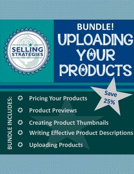Uploading Your Products - Tutorials Bundle!