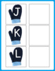 Upper Case & Lower Case Letter Matching Activity