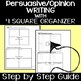 Upper Elementary Persuasive Writing - Aligned to CCSS and