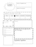 Upper Grades Daily Math Sheet
