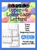 Uppercase and Lowercase Printing Unit