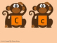 Uppercase and Lowercase letters