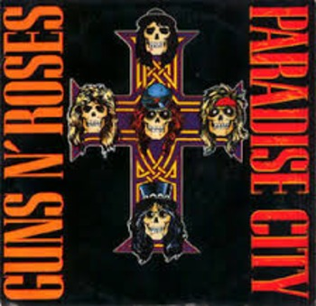 """Ursula Le Guin: Song - """"Paradise City"""" by Guns and Roses"""
