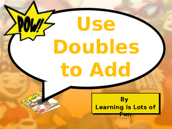 Use Doubles to Add