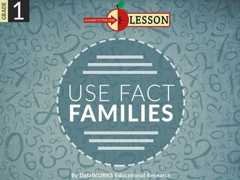 Use Fact Families