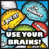 Use Your Brains - Student Response Cards