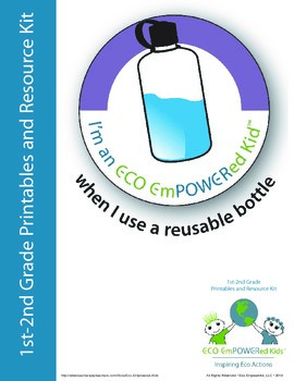 Use a Reusable Water Bottle Kit (primary version)