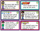 Commas Game - 60 Task Cards /  Answer Keys / Game Board /