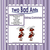 Using Commas: Two Bad Ants