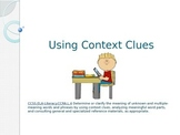 Using Context Clues Power Point