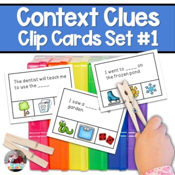 Context Clues- Store Best Seller
