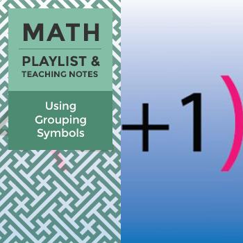 Using Grouping Symbols