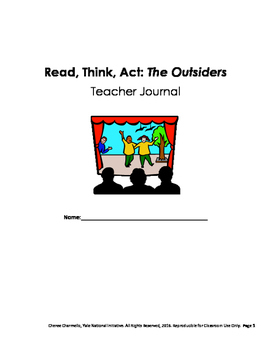 Teacher Edition: Using Improvisation to Make Text-Based An