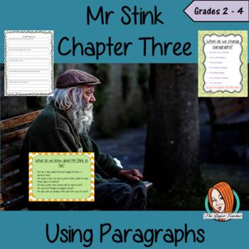 Using Paragraphs – Mr Stink