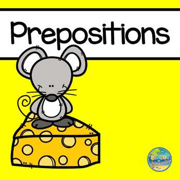 Using Prepositions in Preschool