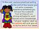 Using Strong Nouns, Verbs, & Specific Thoughts in Writing
