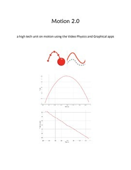 Using Technology to Analyze Motion - Complete Unit