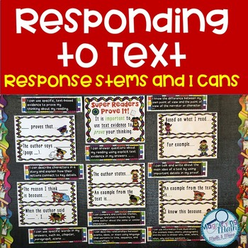 Using Text Evidence-Superhero Theme