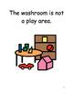 Using The Girls Washroom Social Story