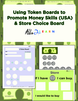 Using Token Boards to Promote Money Skills & Store Choice