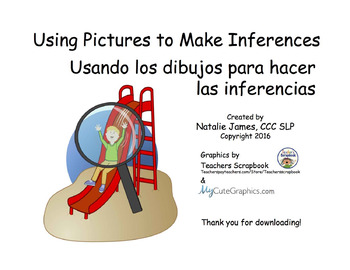 Bilingual Spanish/English Using Visual Supports to Teach I