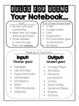 Using Your Interactive Notebook