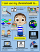 Using Your iPad and Chromebook Infographics