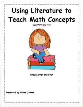 Using literature in Math