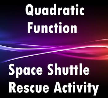 Using the Vertex Form of a Quadratic Function to Rescue th