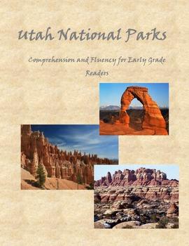 Utah National Parks Fluency and Comprehension